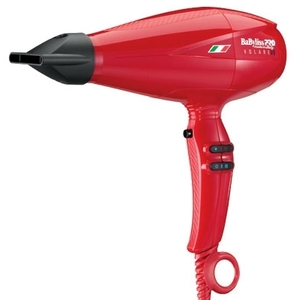 BaByliss Pro V1 Volare Red Ferrari Full Size Dryer 2000 Watts (BABFRV1)