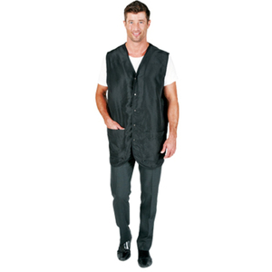 Cool Vent Men's Vest Medium-Large Black (BD1310)