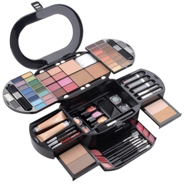 Pro Make-Up Kit - Oval Color Clique Kit (WX1807)