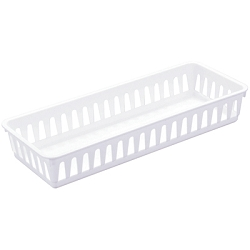 "Narrow Storage Tray 9-58"" x 6-14"" x 2-18"" (1607)"