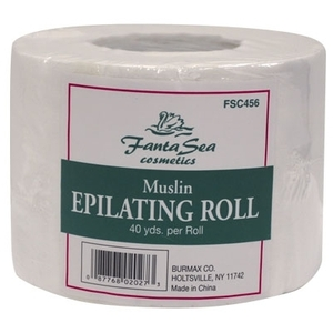 "Muslin Epiliating Roll 3.25"" X 40 Yards (FSC456)"