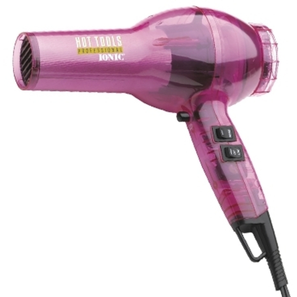 Pink Transparent Ionic Dryer 1875W (HTL1063PT)