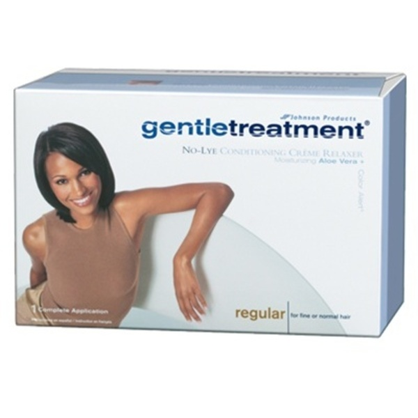 Gentle Treatment Relaxer Kit - Super - For Coarse or Resistant Hair (84993462)