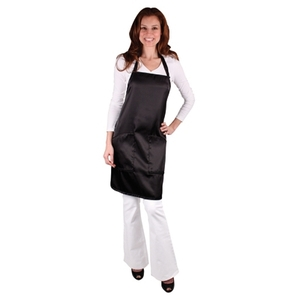 Easy Clean Salon Apron - Onyx (4043)