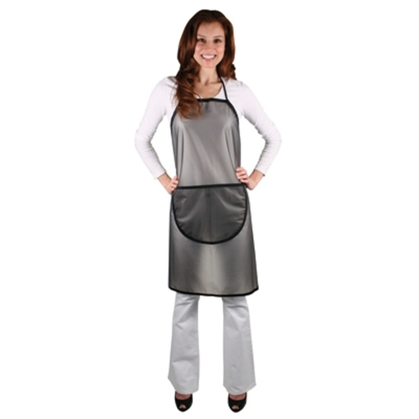 Simply Sheer Salon Apron - Charcoal (4042)