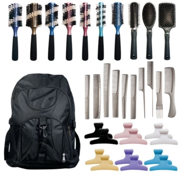 Advanced Styling Tool Kit 33 Pieces (SC-KIT2)