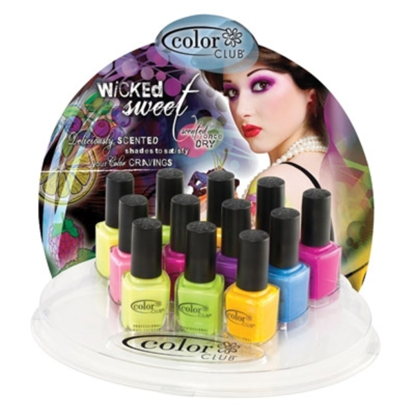 Wicked Sweet Scented Plish 12 Piece Display (05DCCWS12)