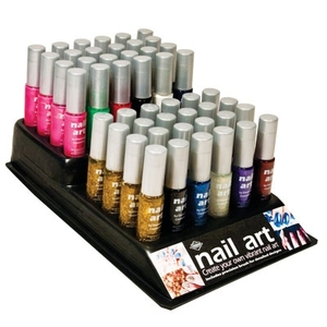 48 Piece Nail Art Display (FD-89313)