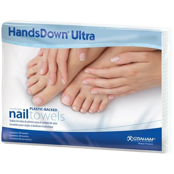 "Handsdown Manicure Towels 11.9""X16"" (46534-PK)"