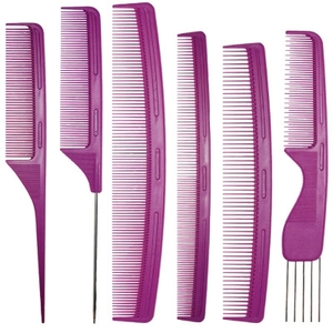 Smooth & Shine Comb 6 Piece Set (SC9187)