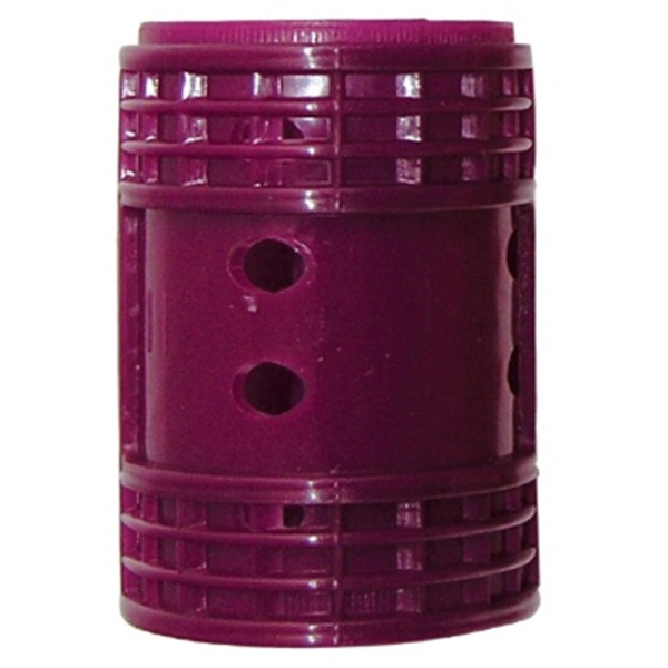 "1-34"" Super Jumbo Purple Magnetic Snap-On Rollers - 6Pack (00425)"