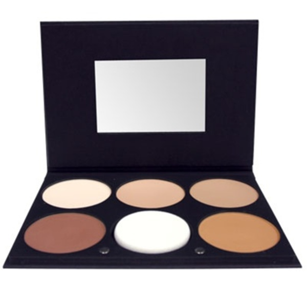 WetDry Foundation Palette (WTDPAL-1)
