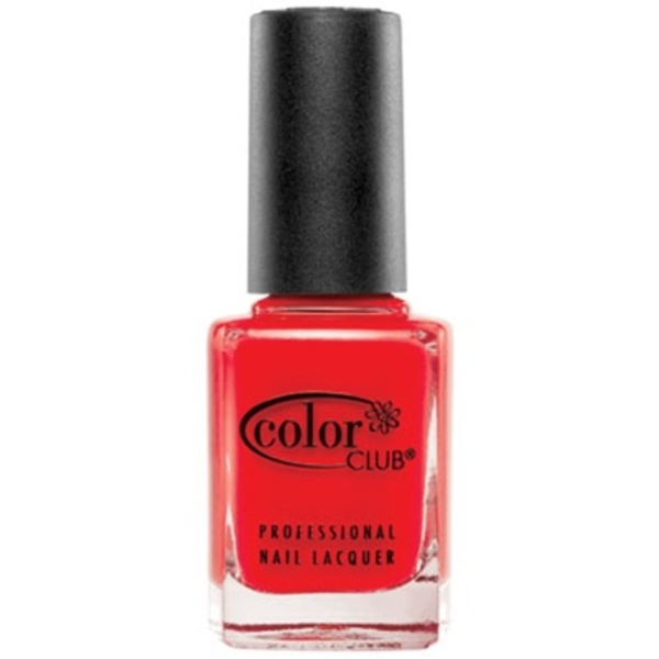 Cadillac Red Nail Lacquer - 17mL - 0.6oz. Each 3 Pack (05A115)