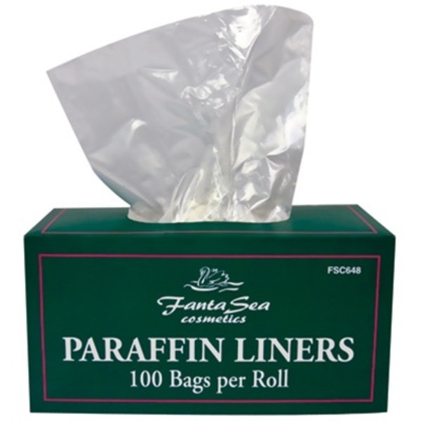 Pop-Up Paraffin Liners 100 Bag Roll (FSC648)