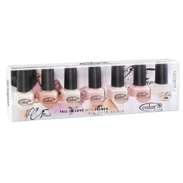 All About French Collection - 7 Piece Set (05DF7A)