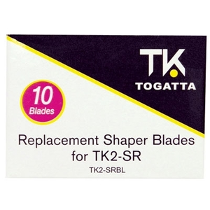 TK2 Replacement Shaper Blades for TK2-SR Box of 10 (TK2-SRBL)