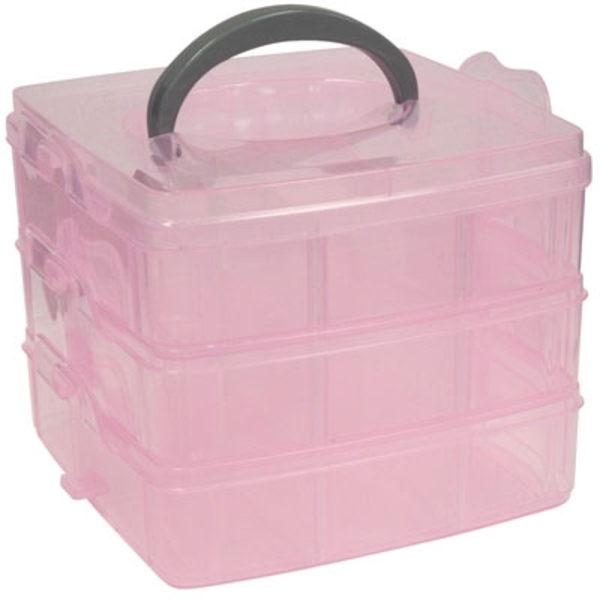 3 Tier Storage Box (DL-C242)