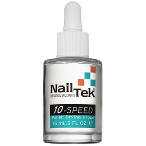 10 Speed Polish Drying Drops 0.5 oz. (NTK-55522)