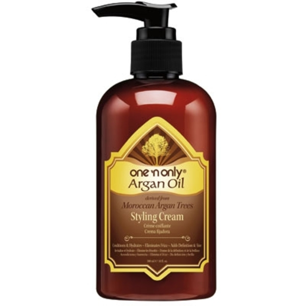 Argan Oil Styling Cream 10 Oz. (AOILSC10)