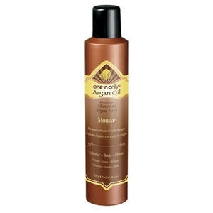 Argan Oil Mousse 8.8 Oz. (AOILM8 )