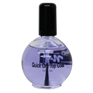 Quick Dry Top Coat 2.5 oz. (C01P-01001)