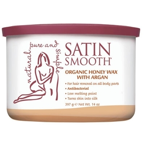 Organic Honey Wax with Argan (SSW14HA)