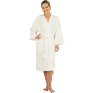 Canyon Rose Waffle Weave Spa Robe (BD635)