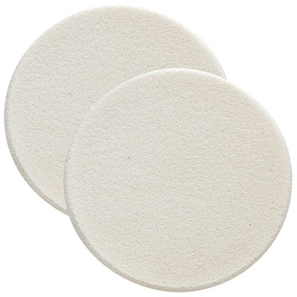 "Latex-free Medium Applicator Sponges - 2-14""Diameter. 2 Pack (FSC537)"