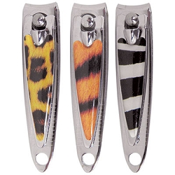 Wild Collection Nail Clippers In A Container 72 Count (SE-2125)
