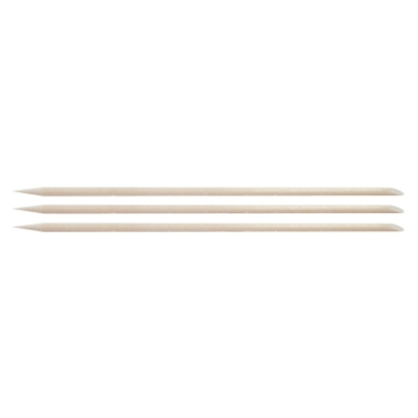 "7"" Wood Manicure Sticks 25 Pack (DL-C315)"