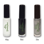 Nail Art Polish - Box of 6 Bottles (FSC-45)