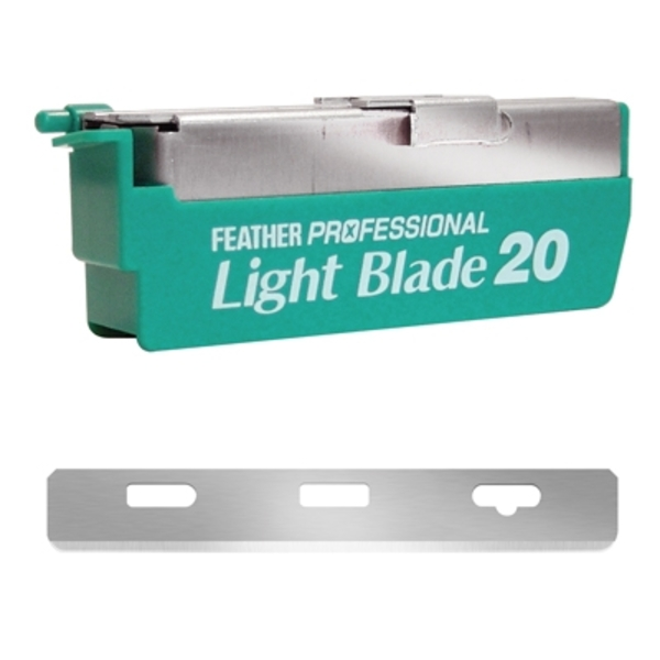 20 Pack Prolight Blades (F130203)