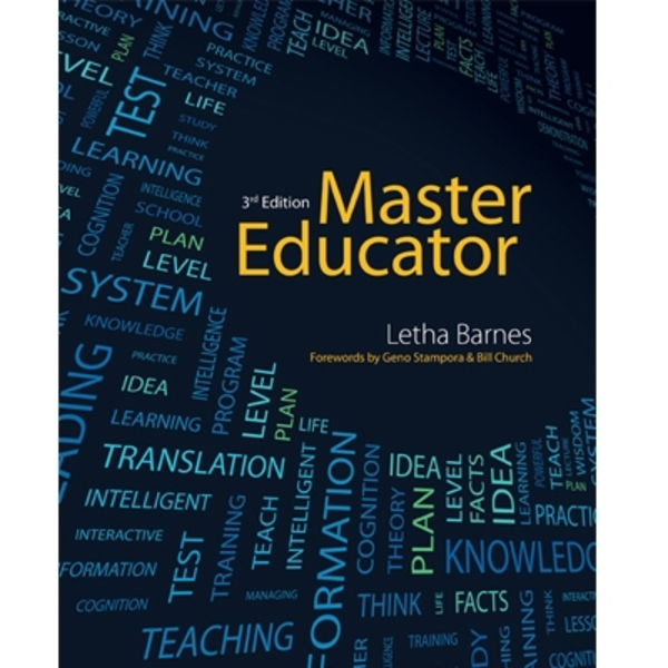 Master Educator Student Coarse Book with Exam Review (M3762)