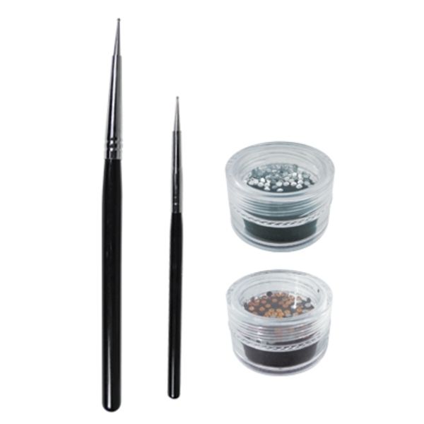 Rhinestone And Dotting Tool Kit (DL-C328)