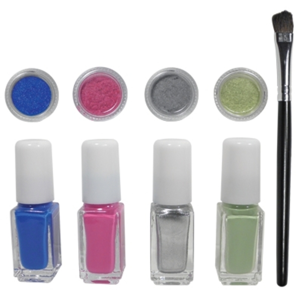 Nail Art Flocking Kit (FSC-51)