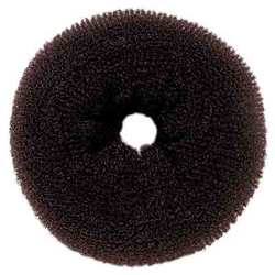 Jumbo Hair Donut - Brown (HD-24)