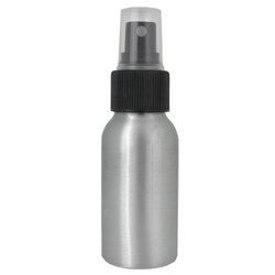 1.7 oz. Aluminum Fine Mist Spray Bottle (B83)