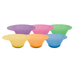 Deluxe Transluscent Tint Bowls 12 Pack (SNS-BL12)