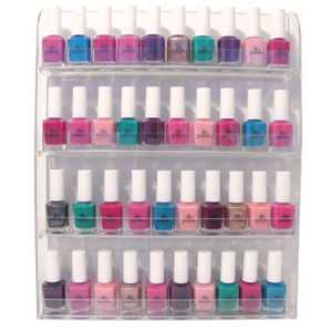 Nail Polish Wall Rack 40 Bottles (DL-C346)