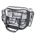 Clear Carrying Tote (TOTE-509)