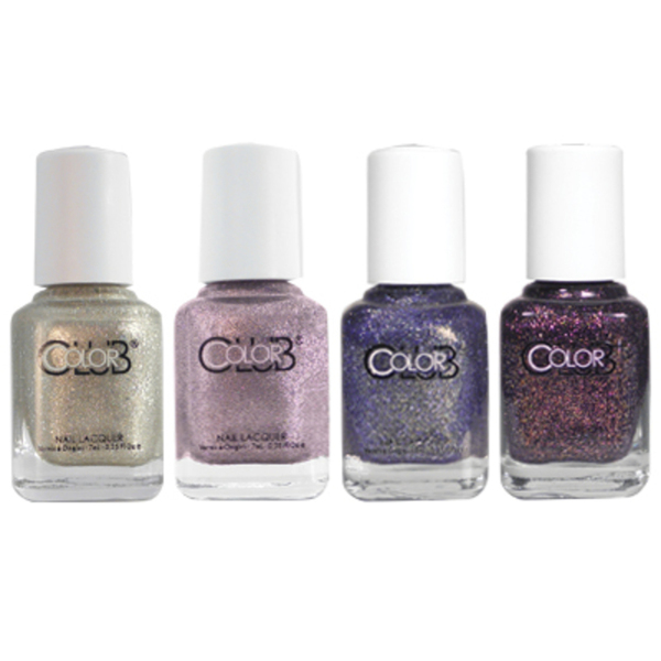 Mini 7 Deadly Sins Nail Polish Set 4 Piece (05MKBXDS04)