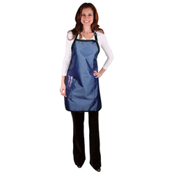 Denim Blue Salon Apron (4092)