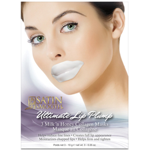 Milk n' Honey Lip Plump Collagen Mask 1 Pack (SSCLGULIPC)