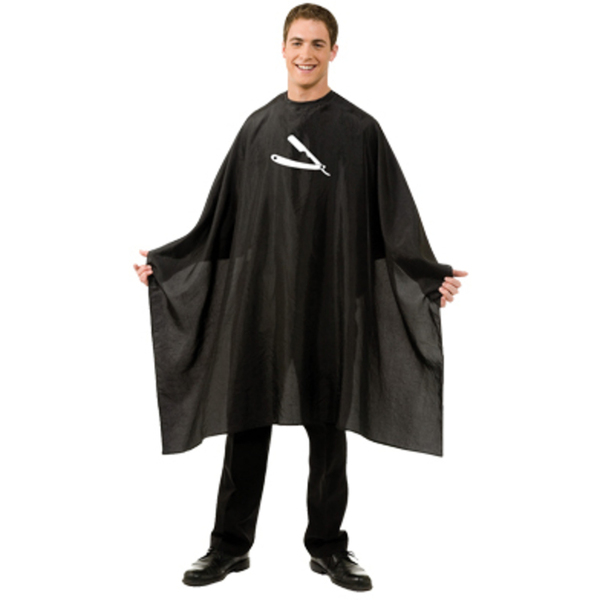 Straight Razor Barber Cape (BD2045)