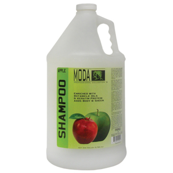 Moda Professional Collection - Apple Shampoo 1 Gallon (C01M-45020)