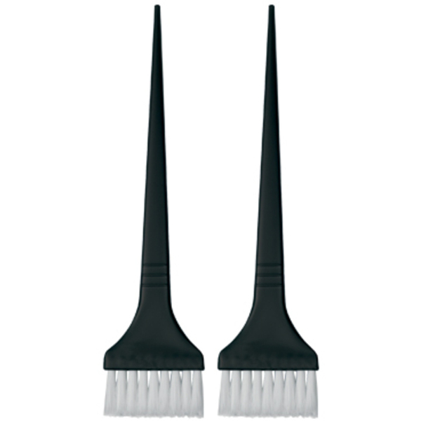 Feather Bristle Color Brush 2 Pack (FBB-2)