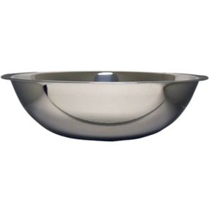 "Large Stainless Steel Bowl - 13 Quarts 5""H x 18""D (FSC581)"