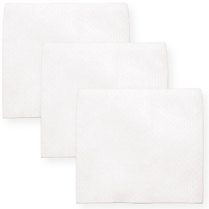 "2"" X 2"" Non-Woven Silky Wipes 200 Count (FSC562)"