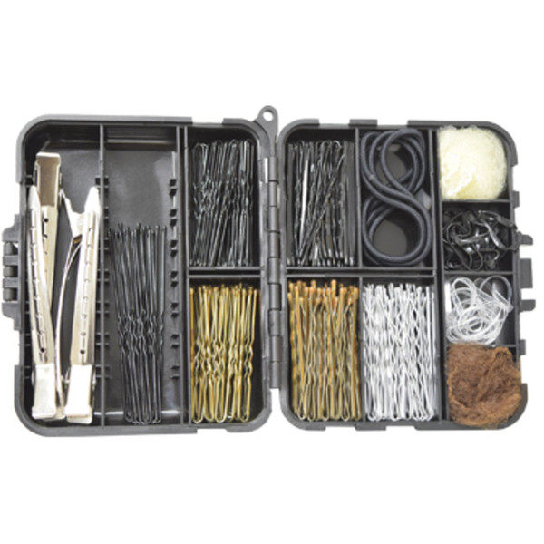 Hair Accessory Kit 200 Pieces (SNS-SET)
