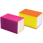 4-Sided Mini Buffing Blocks 12 Pack (DL-C422)